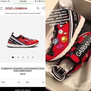 bcff553c6be9 Dolce & Gabbana Shoes | Dolce Gabbana Toddler | Poshmark
